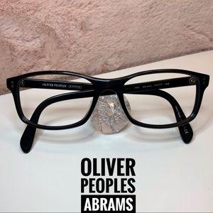 Oliver Peoples ❥ Abram Eyeglasses